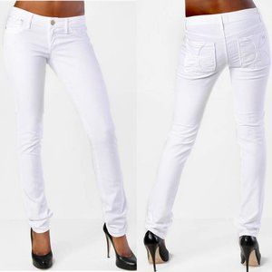 Habitual Skinny Jean in White Out, 25